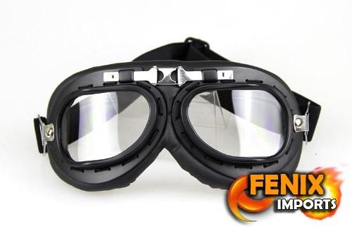 6861858156014 Oculos Proteção Goggle Vintage Goggles Aviador Moto Aberto - R  49 ...