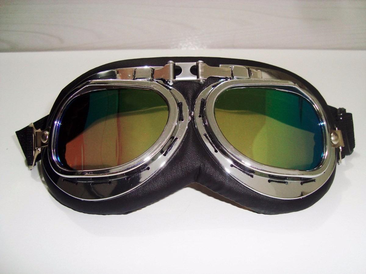 4cc912019c508 oculos proteção goggle vintage goggles aviador moto aberto. Carregando zoom.