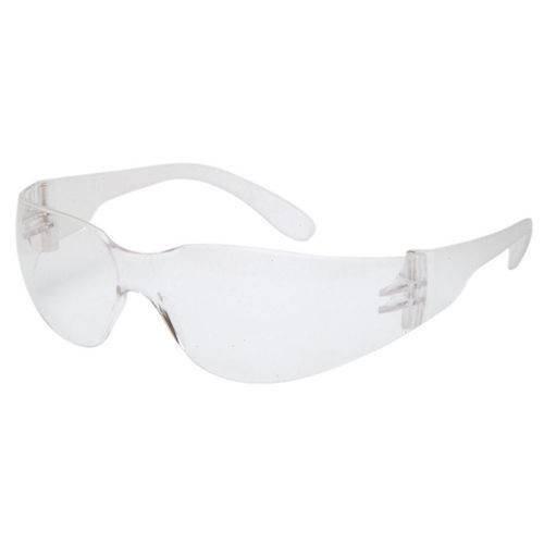 Óculos Proteção Lente Policarbonato Modelo Leopardo Incolor - R  6 ... f985855282