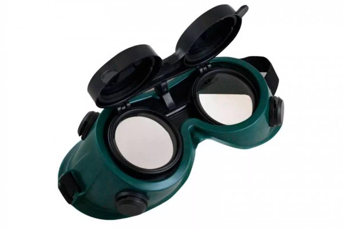 b660950b8d908 Oculos Proteção Solda Redonda Western 731 C lente Nivel 08 - R  19 ...