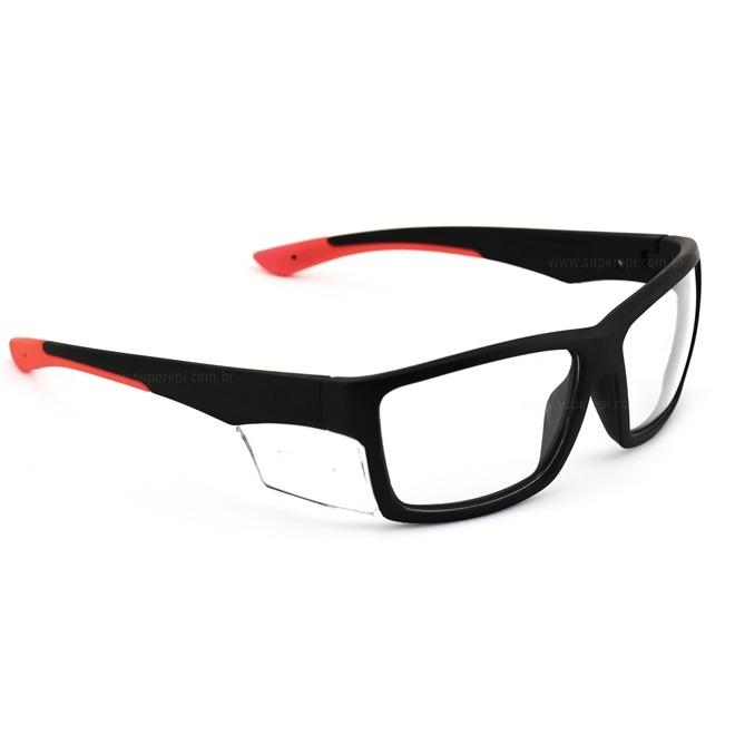 Óculos Proteção Ssrx Ideal Para Lentes De Grau Com C.a 33870 - R  39 ... b32b224cff