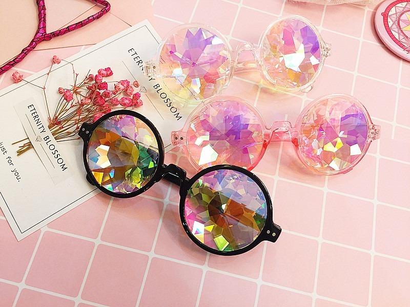 602ac587bdab1 óculos psicodélico - drop eyewear rave festival. Carregando zoom.