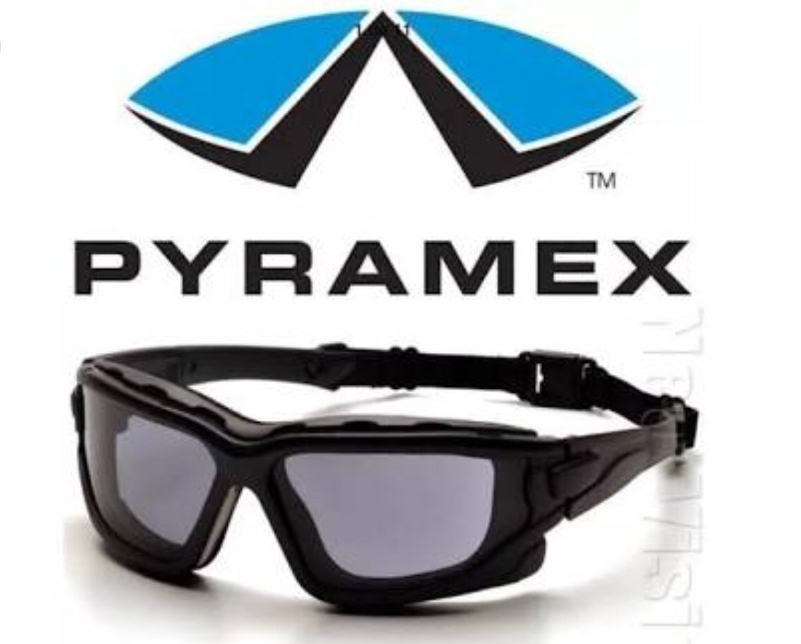 843753795a01d Oculos Pyramex I-force Tatico Airsoft Paintball Lente Dupla - R  179 ...