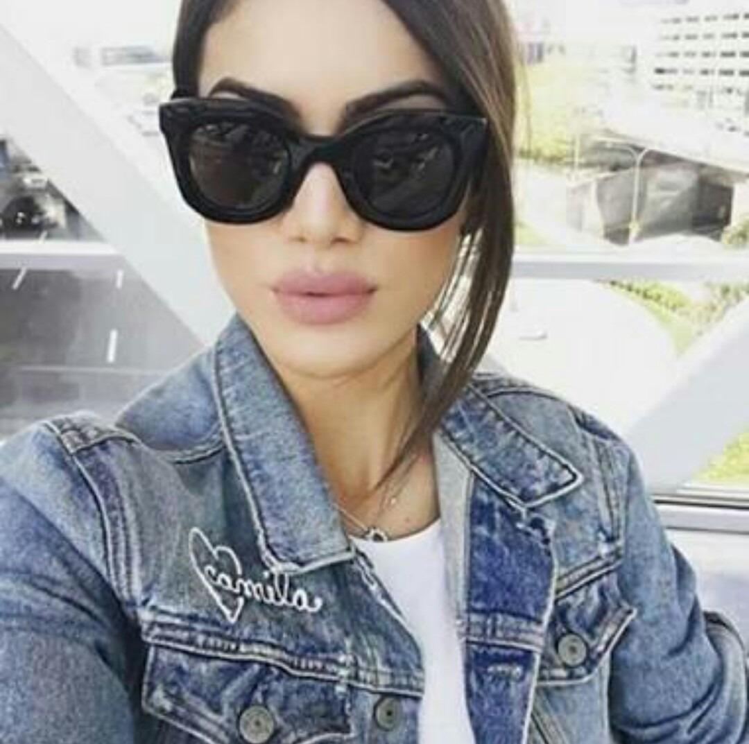 6829a2978902e óculos quadrado marta feminino estiloso blogueiras promoção. Carregando  zoom.