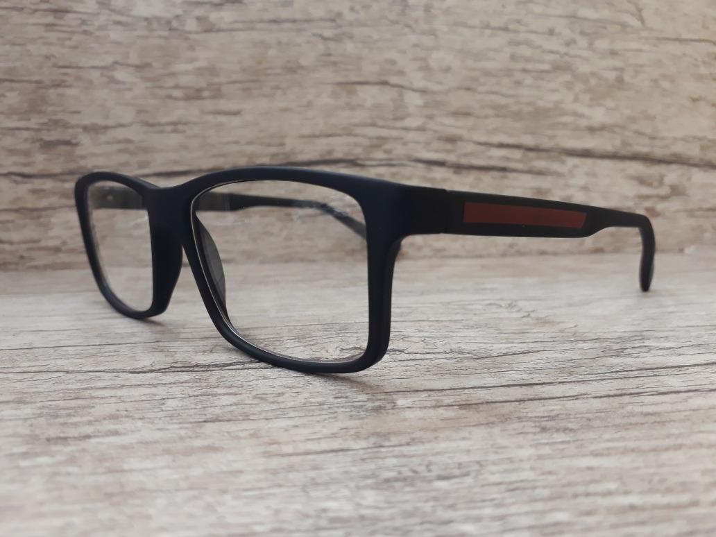 725ab0cd8384f óculos quadrado masculino preto armação promoção de otica. Carregando zoom.
