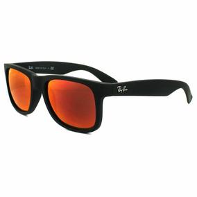 0becdc8aa Oculos Rayban Espelhado Quadrado - Óculos De Sol no Mercado Livre Brasil