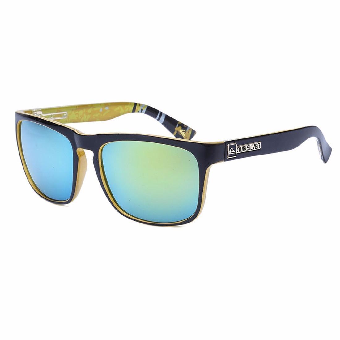 ae5ce9b5e8661 Óculos Quiksilver De Sol The Ferris Masculino Proteção Uv400 - R ...