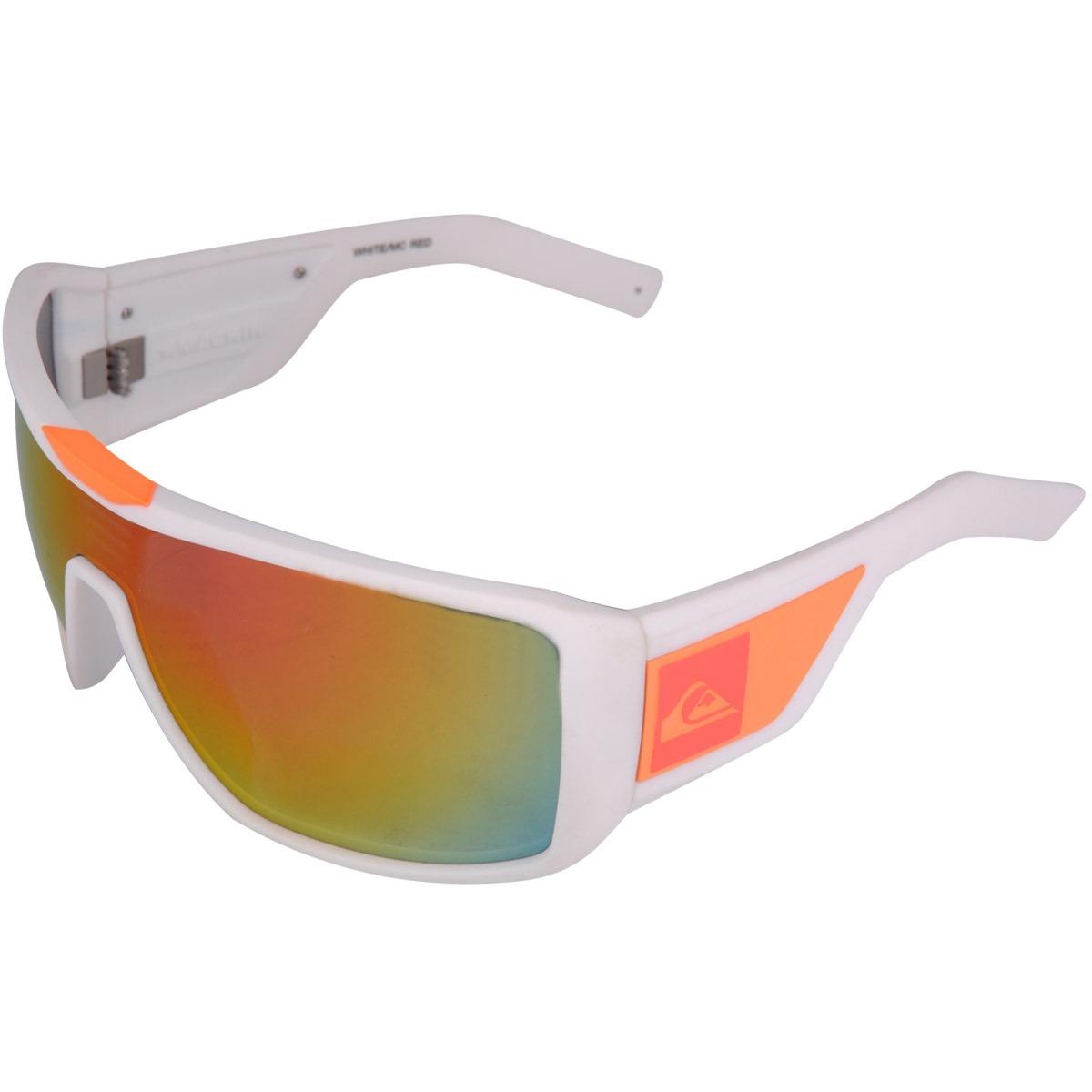 a0305e61c395c óculos quiksilver mackin ii branco - cut wave. Carregando zoom.
