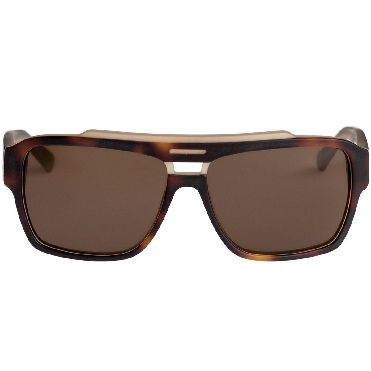 244ed381cf06 Óculos Quiksilver Parker Matte Tortoise   Cream - Cut Wave - R  199 ...