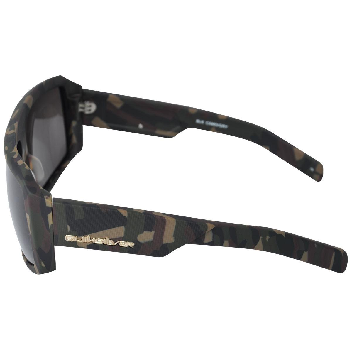 234de02f33b60 Óculos Quiksilver The Empire Camuflado - Cut Wave - R  119,90 em ...