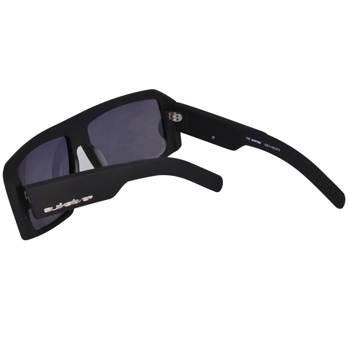 1840e462bc60e Óculos Quiksilver The Empire Ii Preto - Cut Wave - R  119,90 em ...