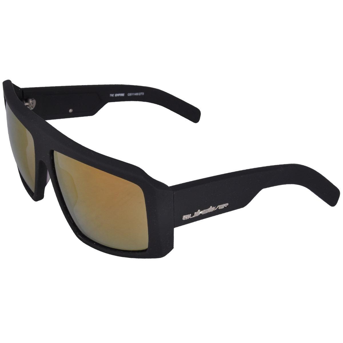 Óculos Quiksilver The Empire Ii Preto - Cut Wave - R  119,90 em ... 2c6f75c496