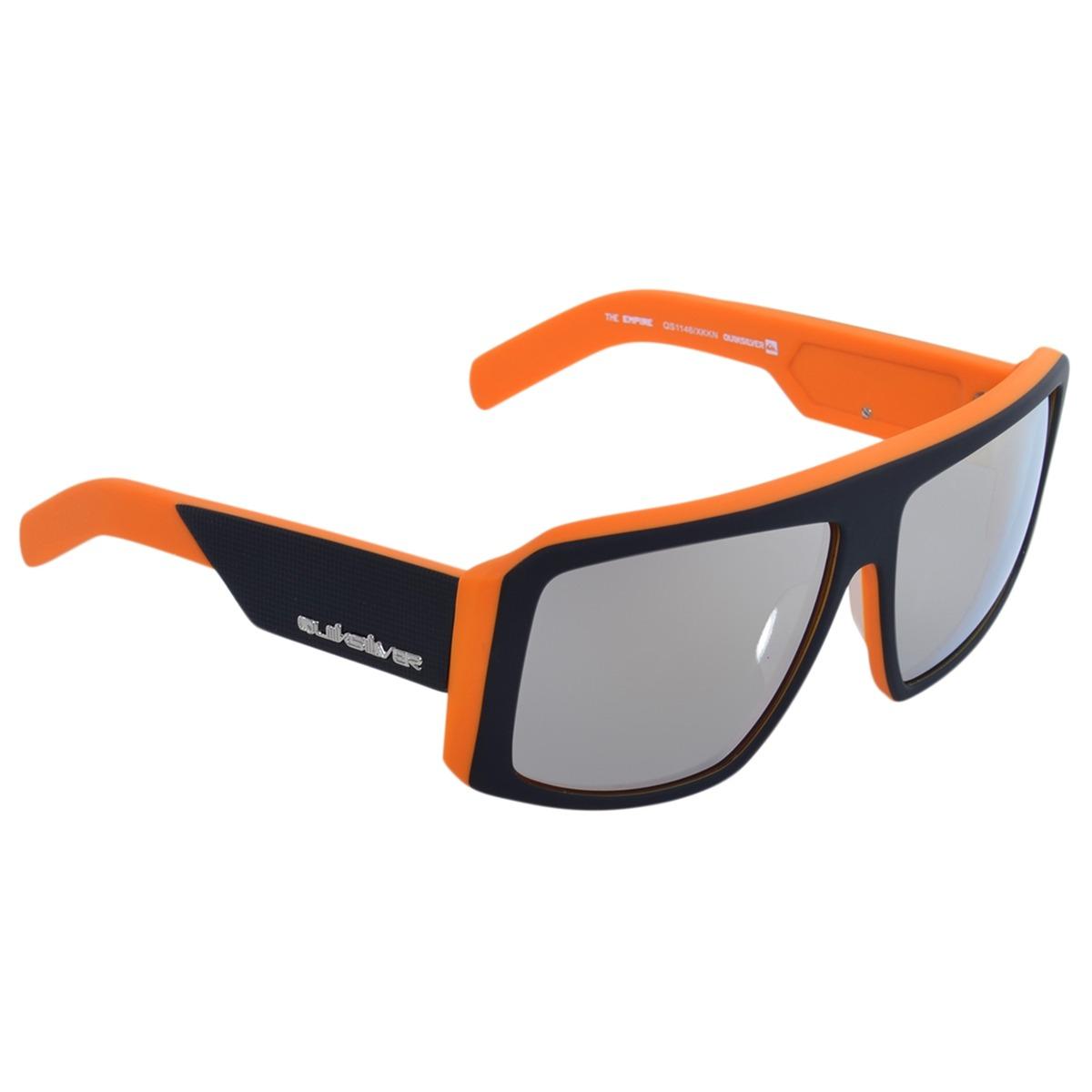 f3c9d8f61dd0d óculos quiksilver the empire preto laranja. Carregando zoom.