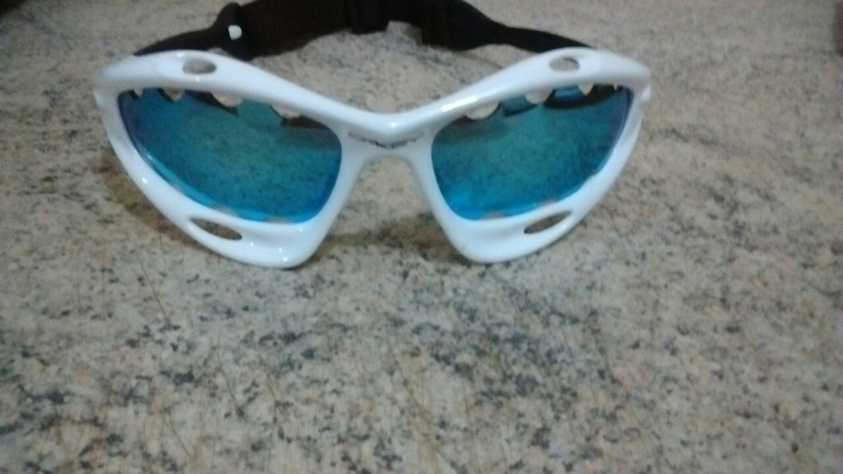 371442533fa55 Óculos Racing Water Jacket, Com Alça - R  189,90 em Mercado Livre