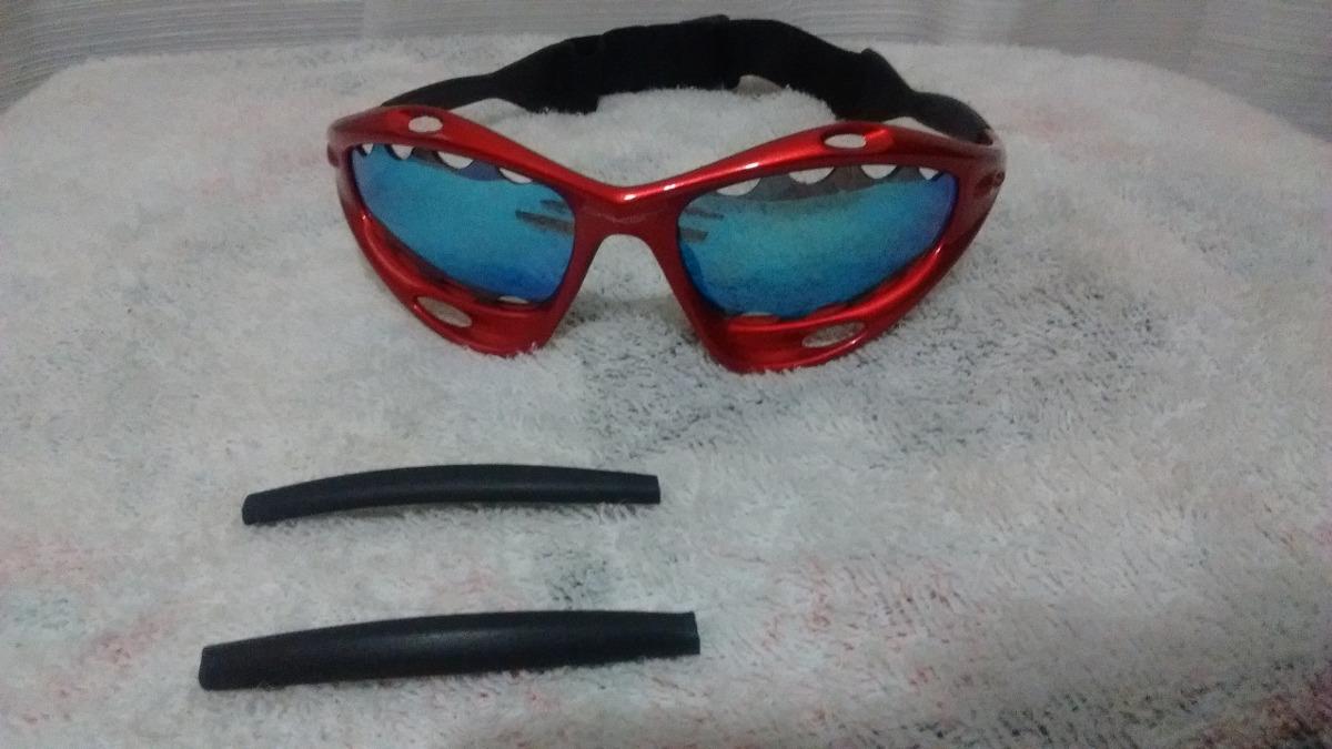 b29bda0640222 Óculos Racing Water Jackt ,com Alça - R  189,99 em Mercado Livre