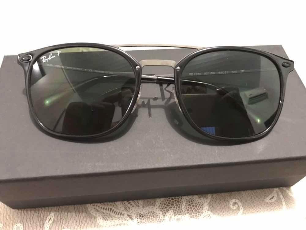 Óculos Ray Ban - 4286 - Polarizado - R  599,90 em Mercado Livre c9e7399780