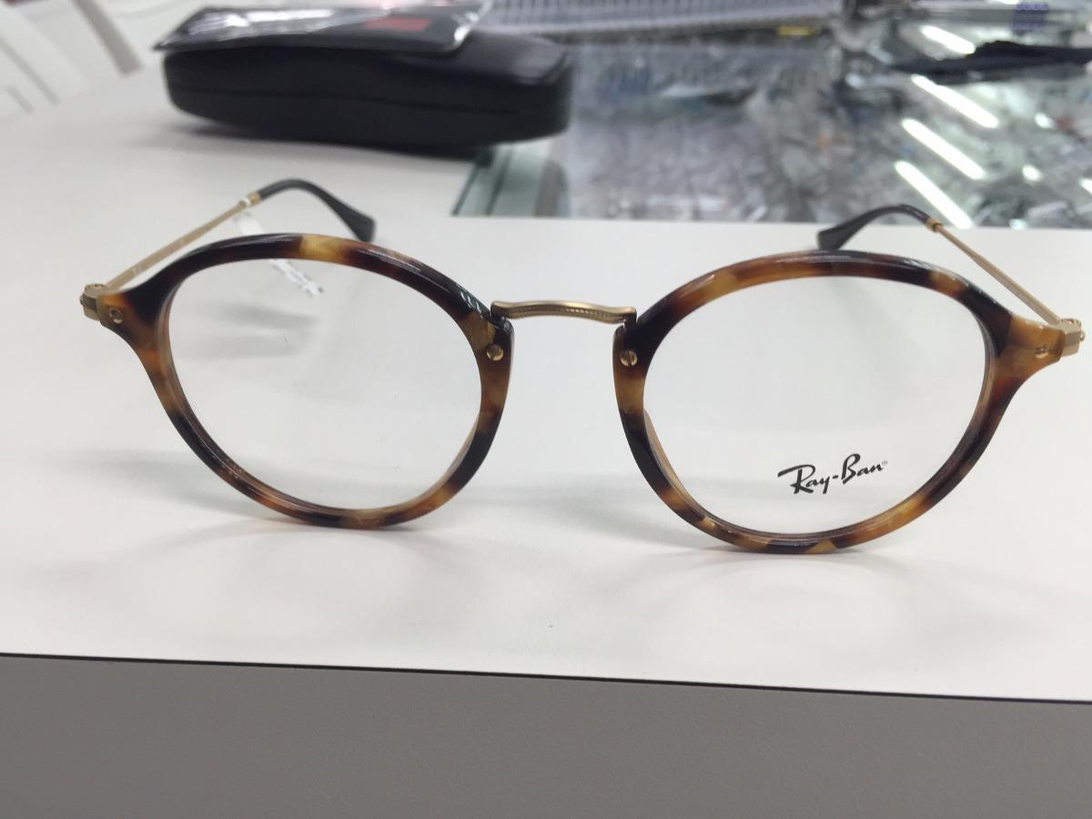 46445ef23a739 Carregando zoom... ray ban oculos. Carregando zoom... oculos receituario p grau  ray ban rb 2447-v 5494 49 original