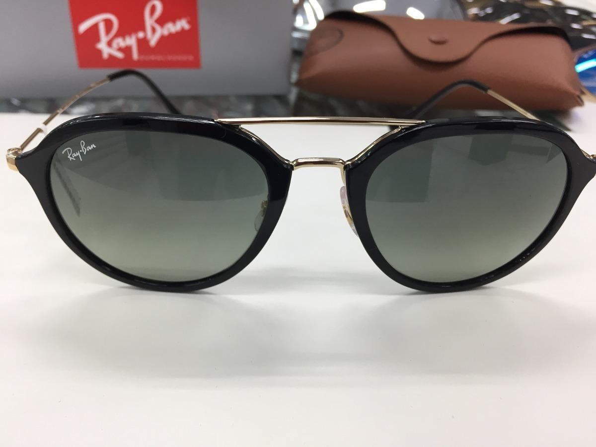 a7debf9fd436c Oculos Solar Ray Ban Rb4253 601 71 53 Original Pronta Entreg - R ...