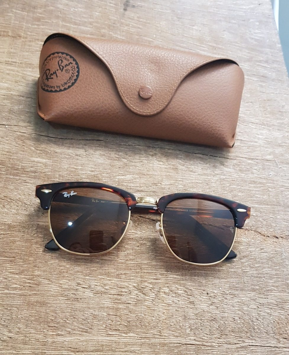 f1aaf5ad455d1 czech black friday 39. sunglasses ray ban clubmaster 63106 eca07  australia  características. marca ray ban modelo clubmaster 6cf92 8a943