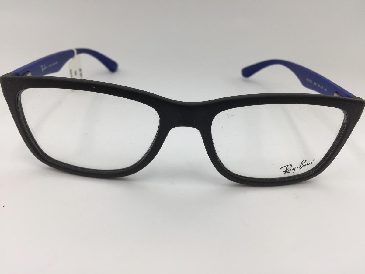 Oculos De Grau Ray Ban Rb 7027l 5565 56 Original - R  335,00 em ... 937f3e9257
