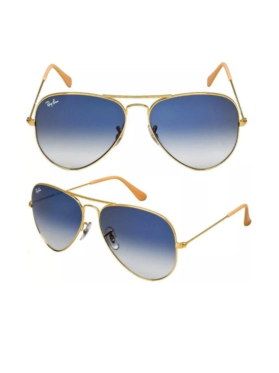 0e94a997819da Oculos Ray Ban Top Aviador Feminino - Masculino Tam. 58  62 - R  289 ...