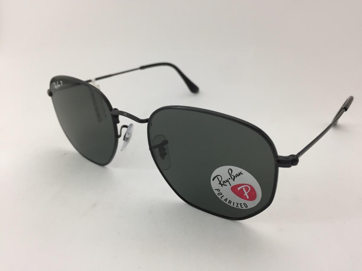 98798ff6c3331 oculos solar ray ban hexagonal polarizado rb3548-n 002 58 54. Carregando  zoom... oculos ray ban. Carregando zoom.
