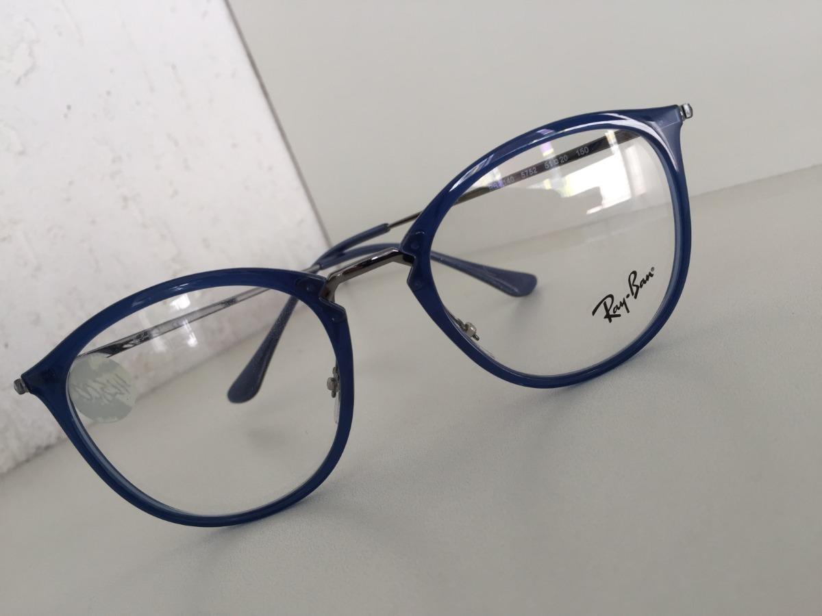 4a6cec44dda69 Oculos Para Grau Ray Ban Original - R  399,00 em Mercado Livre
