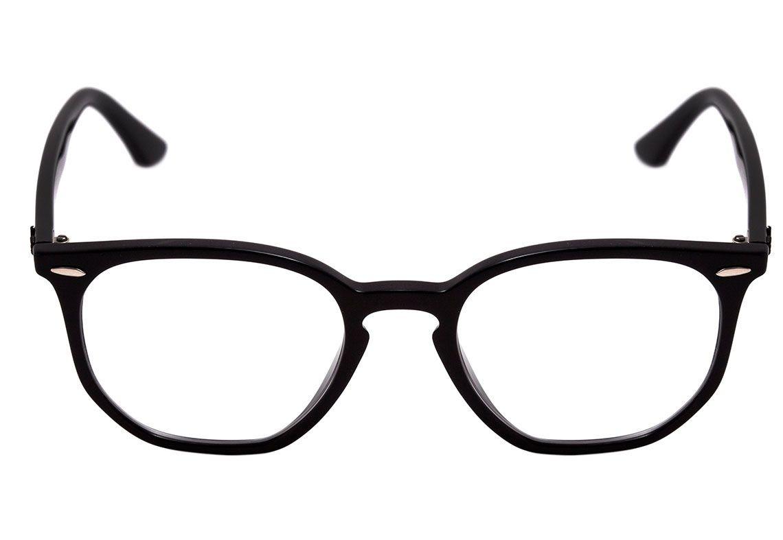 4ea0cb49919c1 Carregando zoom... ray ban óculos. Carregando zoom... óculos de grau ray  ban hexagonal rb7151 2000 preto original