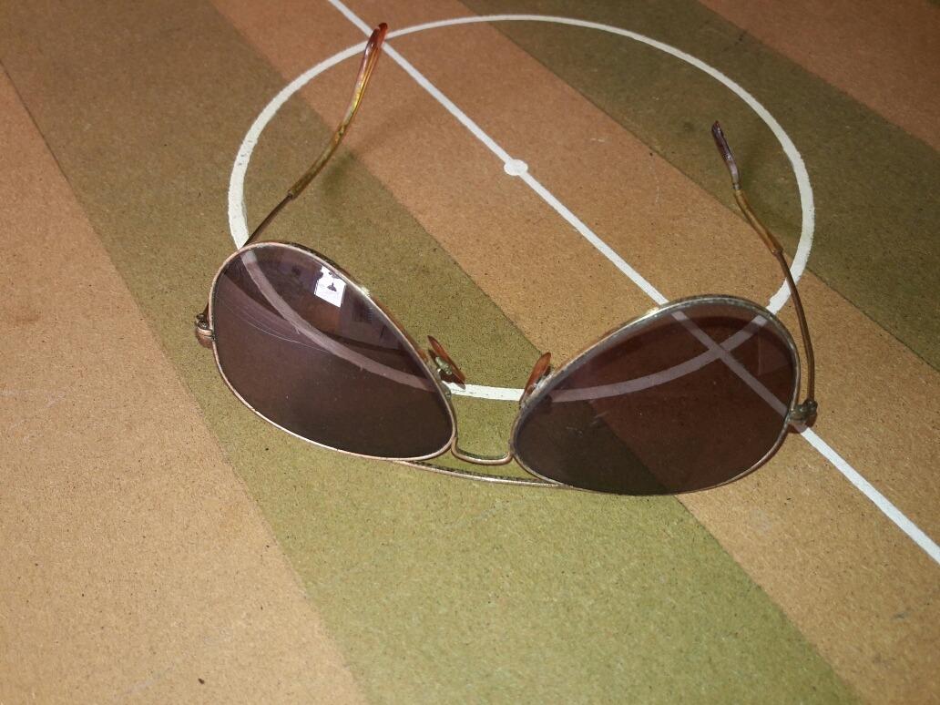 1314721b764 óculos ray-ban anos 70 para coleção ou restauração. Carregando zoom.
