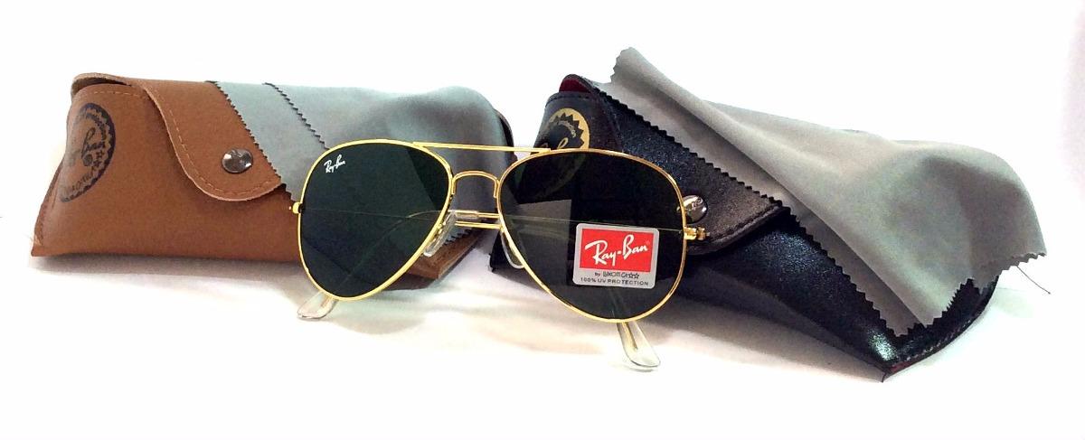 Óculos Ray Ban Aviador 3025 3026+  excelenteproduto - R  59,99 em ... c71fd66dfd