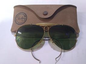 791dd7b72 Ray Ban Caçador Usado - Óculos De Sol Ray-Ban, Usado no Mercado ...