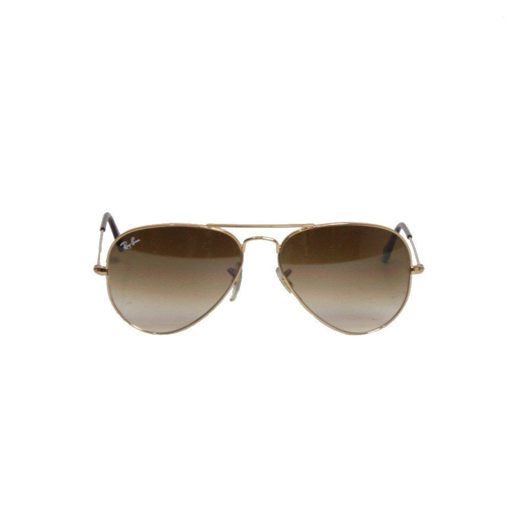 5b1d6ff3a69a7 óculos ray ban aviador dourado p ray ban. Carregando zoom.