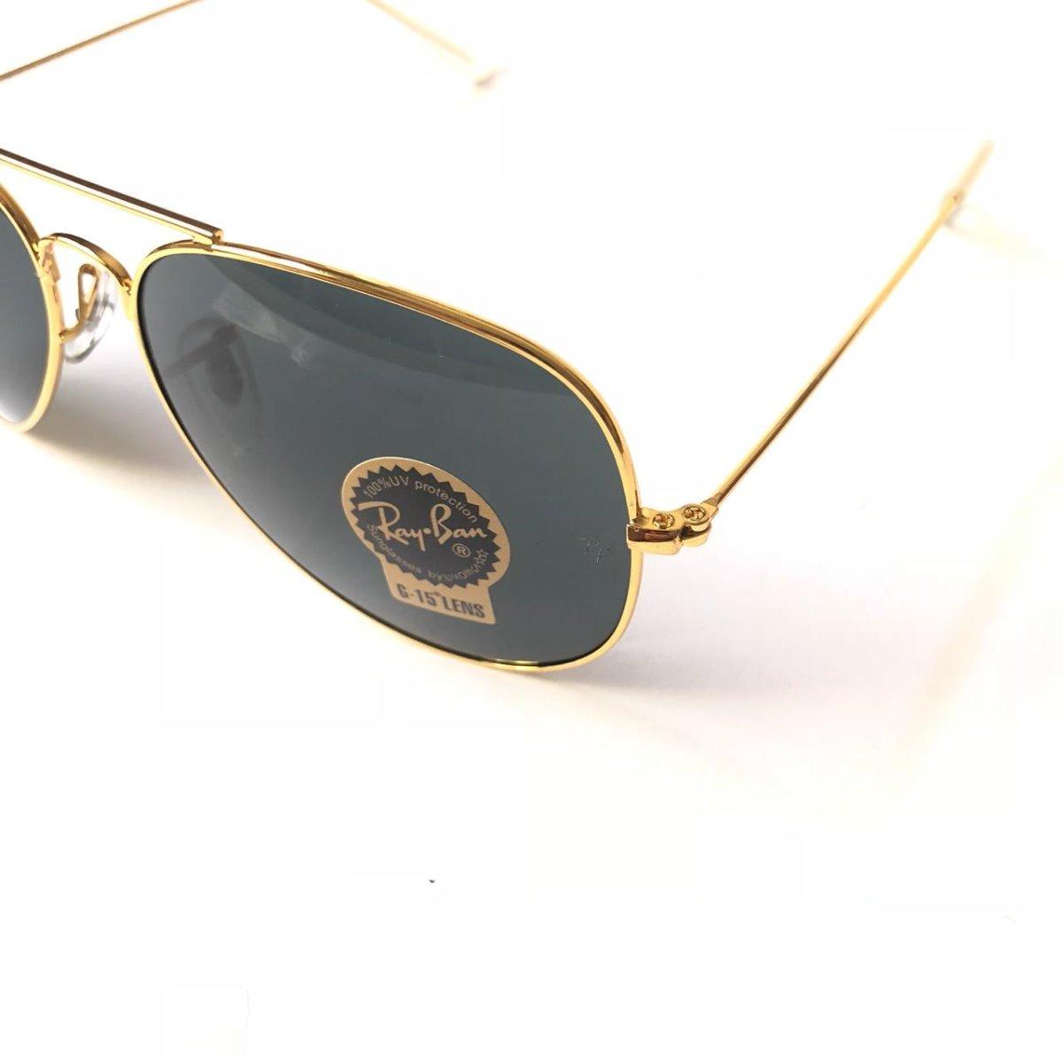 85b524298 óculos ray ban aviador feminino masculino várias cores 2019. Carregando  zoom.