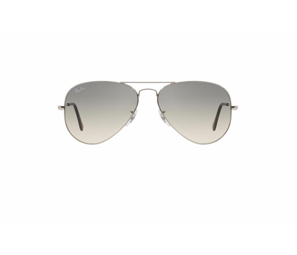 f3c748de4cd6d óculos ray-ban aviador m 58 rb 3025 prata 003 32. Carregando zoom.