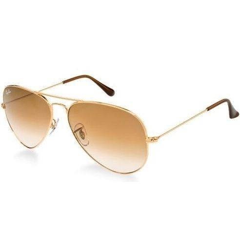 9f28294b405ee Óculos Ray Ban Aviador - Modelo Unissex Com Armação Doura... - R ...
