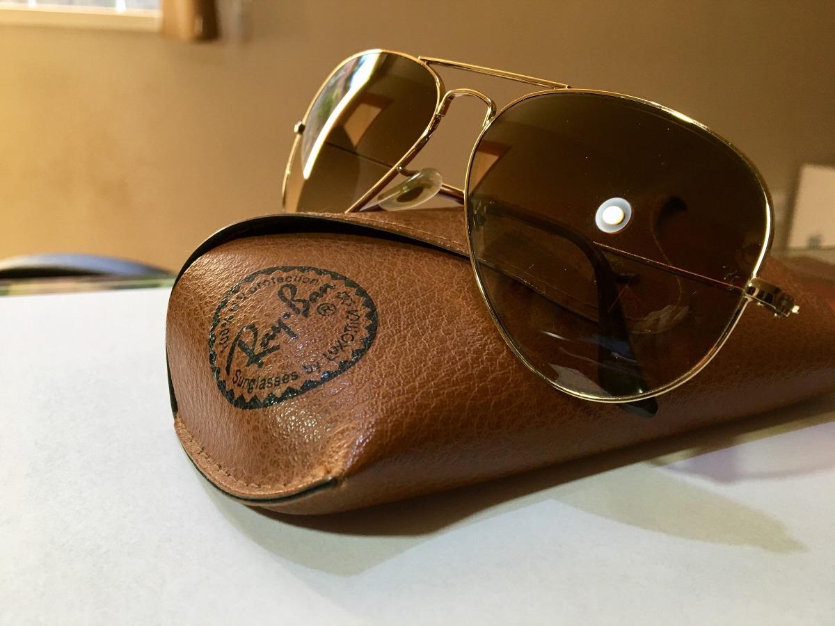 8d50ffdec61bf óculos ray ban aviador original. Carregando zoom.