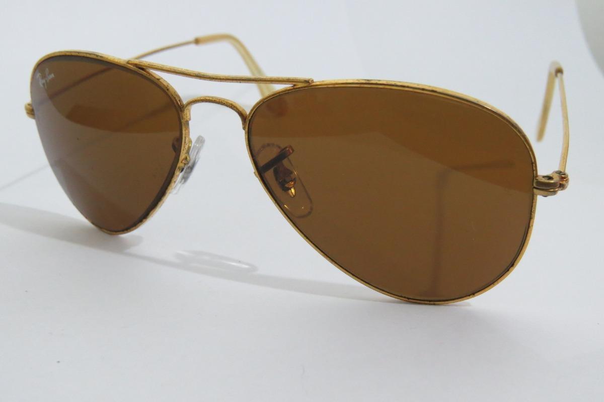 3ff1795017d4d Óculos Ray-ban Aviador Original Americano Usado Ray Ban - R  59,90 ...