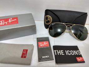 6e12a6675 Ray Ban Original Usado - Óculos De Sol Ray-Ban, Usado no Mercado ...