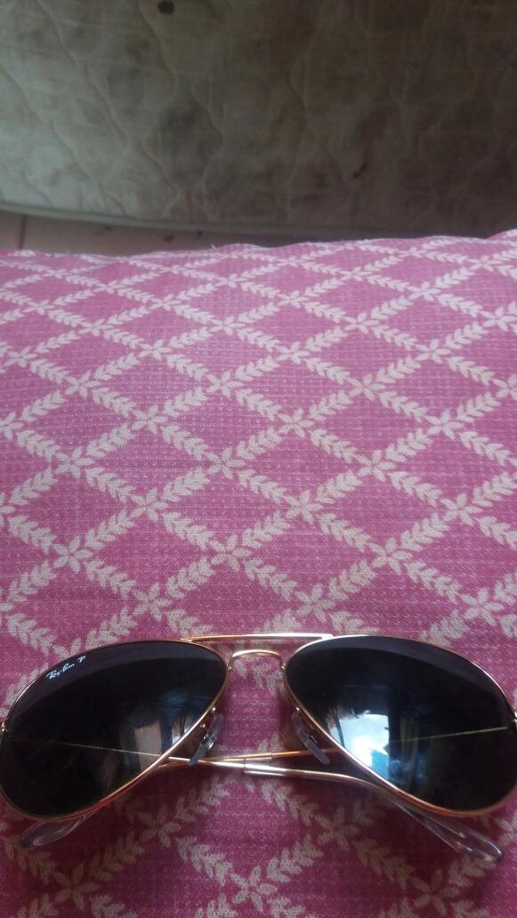 Oculos Ray Ban Aviador Original Tamanho P - R  330,00 em Mercado Livre 8c327643fc
