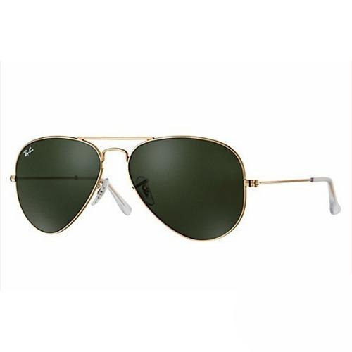 f0f9cfa5ac544 Óculos Ray Ban Aviador Rb3025 Varias Cores Original Garantia - R ...
