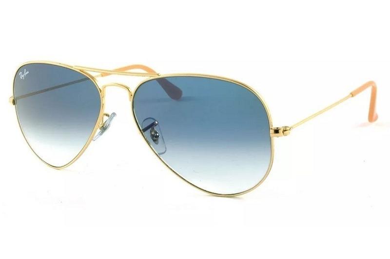 bffc4f337fba9 óculos ray-ban aviador rb3025l 001 3f tamanho médio original. Carregando  zoom.