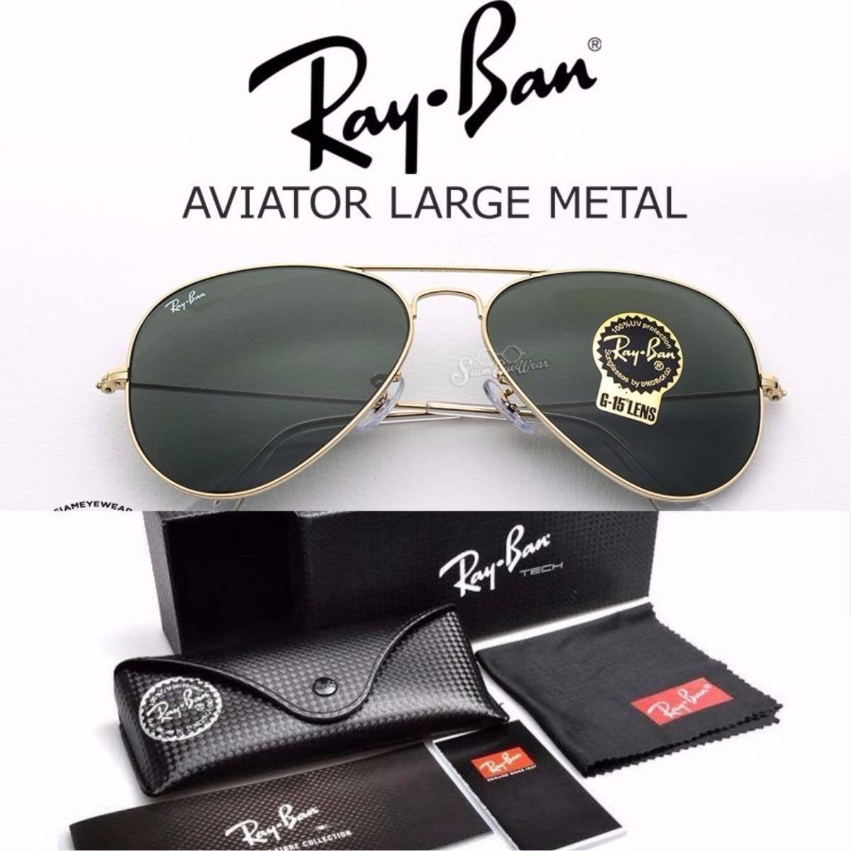 61169195767e3 óculos ray ban aviador rb3026  3028 feminino masculino. Carregando zoom.
