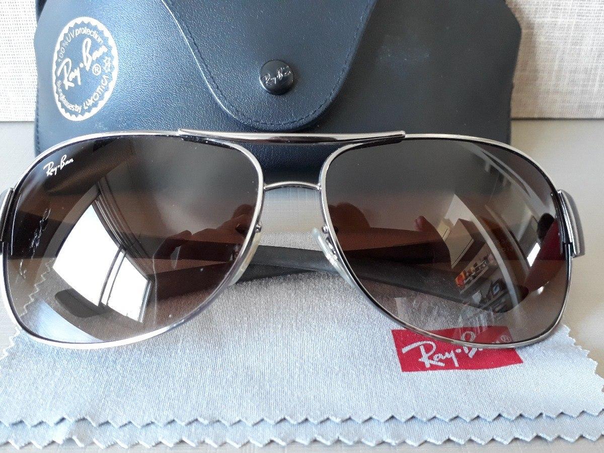 Óculos Ray-ban Aviador Rb3404 004 13 - R  400,00 em Mercado Livre 687de7d97b
