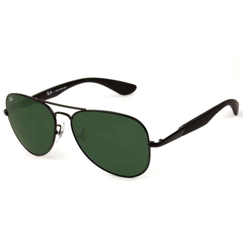 óculos ray ban aviador rb3554l 006 71 58 - nota fiscal. Carregando zoom. 29366be393