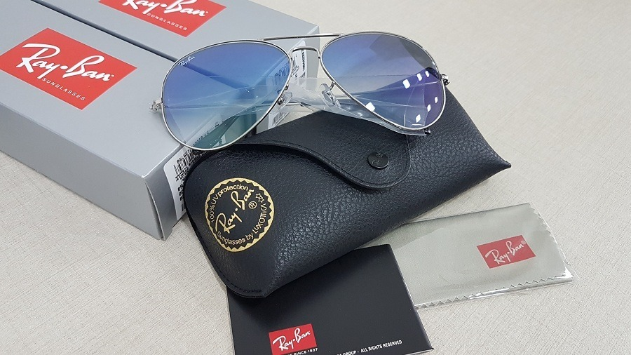 Óculos Ray-ban Aviador Unissex Rb3025l 003 3f Tamanho Grande - R ... 590ec2eb6a