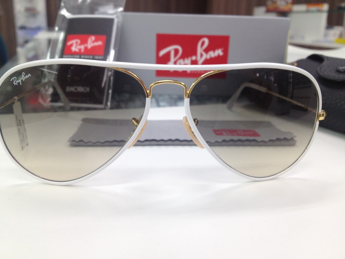 Carregando zoom... ban aviator oculos ray. Carregando zoom... oculos solar  ray ban rb 3025 -j-m aviator full color 7535457618