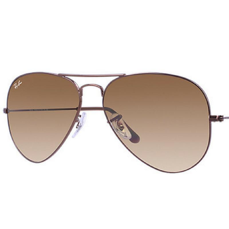 Oculos Ray Ban Aviator Unissex Rb3025 rb3026 + Brinde - R  249,00 em ... 97cf3328ea