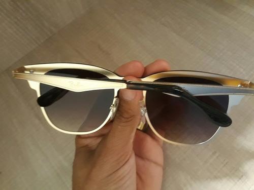 óculos ray ban balze clubmaster