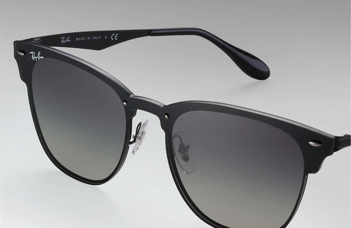 24d7c56d53c66 óculos ray ban blaze clubmaster rb 3576 153 11 41 - original. Carregando  zoom.