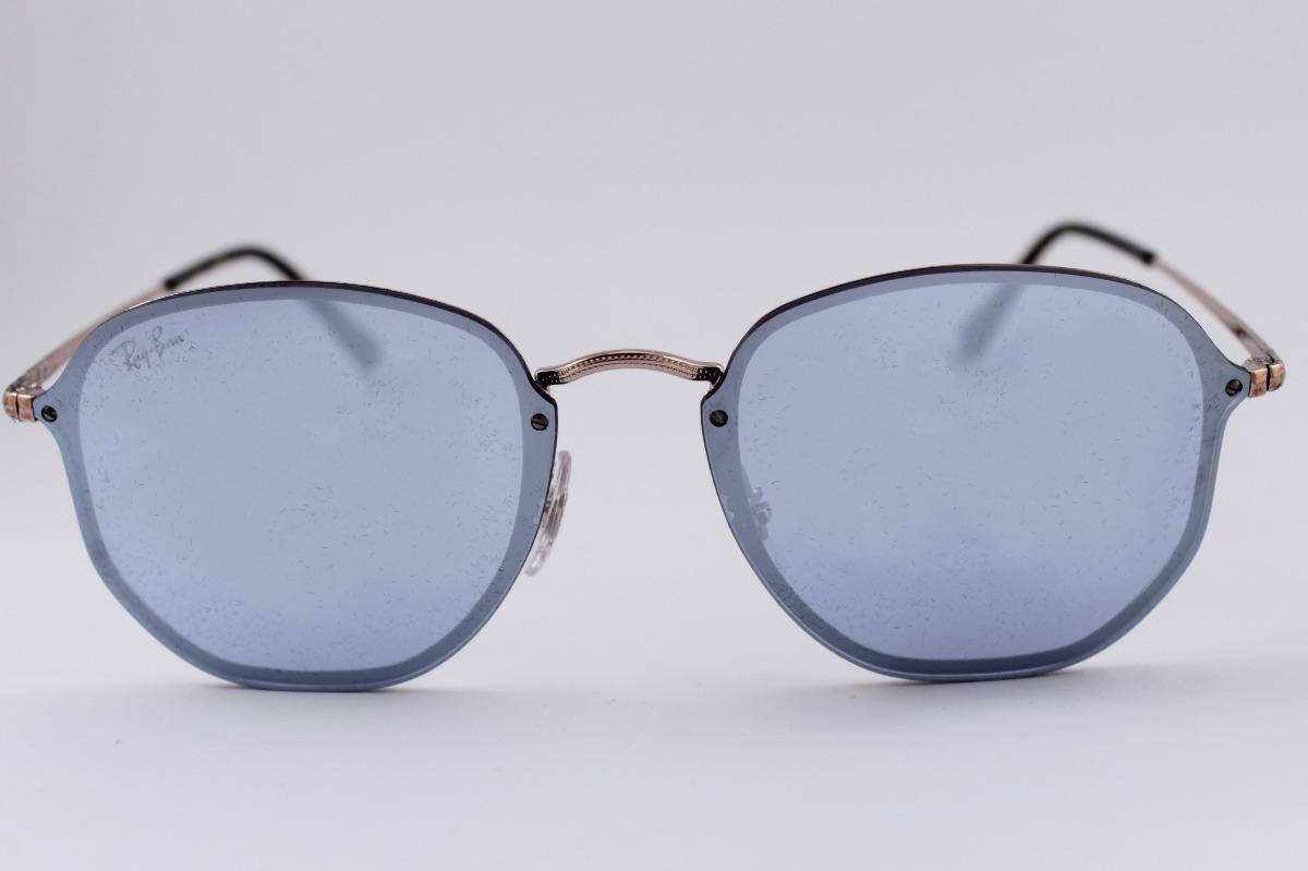 óculos ray ban blaze hexagonal modelo rb3579n 90351u58. Carregando zoom. 2bb82c9072